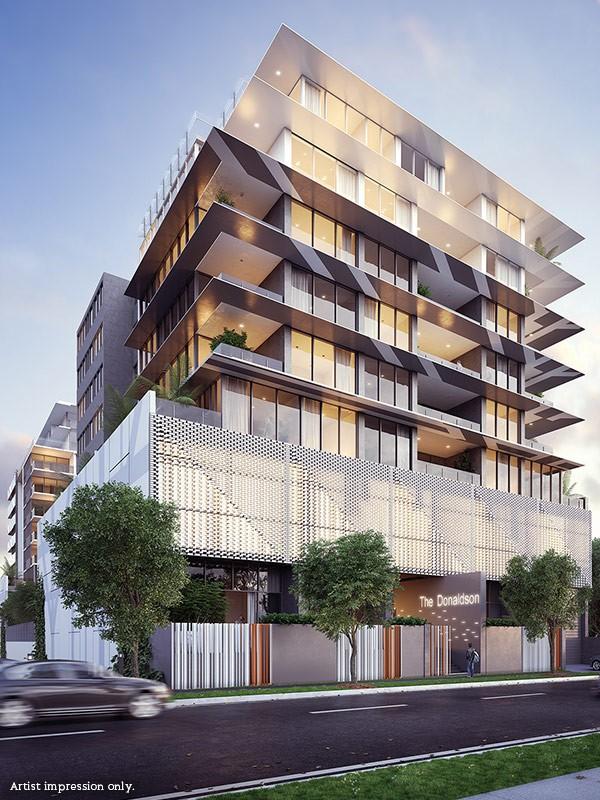 Newstead Series Apartments