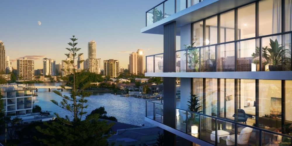 Peninsular Residences New Apartments Surfers Paradise Gold Coast