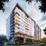 Orion apartments artists impression