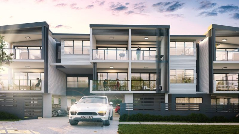 18 David Street Small Apartment Complex In A Quiet Nundah Propertymash