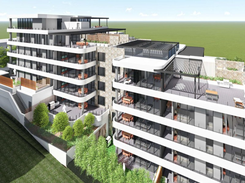 New developments Brisbane, 97 Swann Road, Taringa