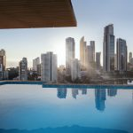 Allure Chevron Island Rooftop pool