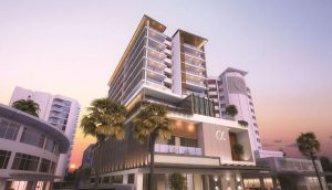 Alpha Maroochydore Exterior (render by G1 Property)