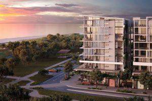 Seanna Residences, Bokarina Beach QLD. RGD Group