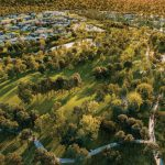 Arundel Springs Aerial