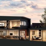 Avani Terraces Townhouse Design