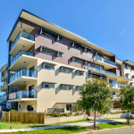 Boulevard Apartments Exterior