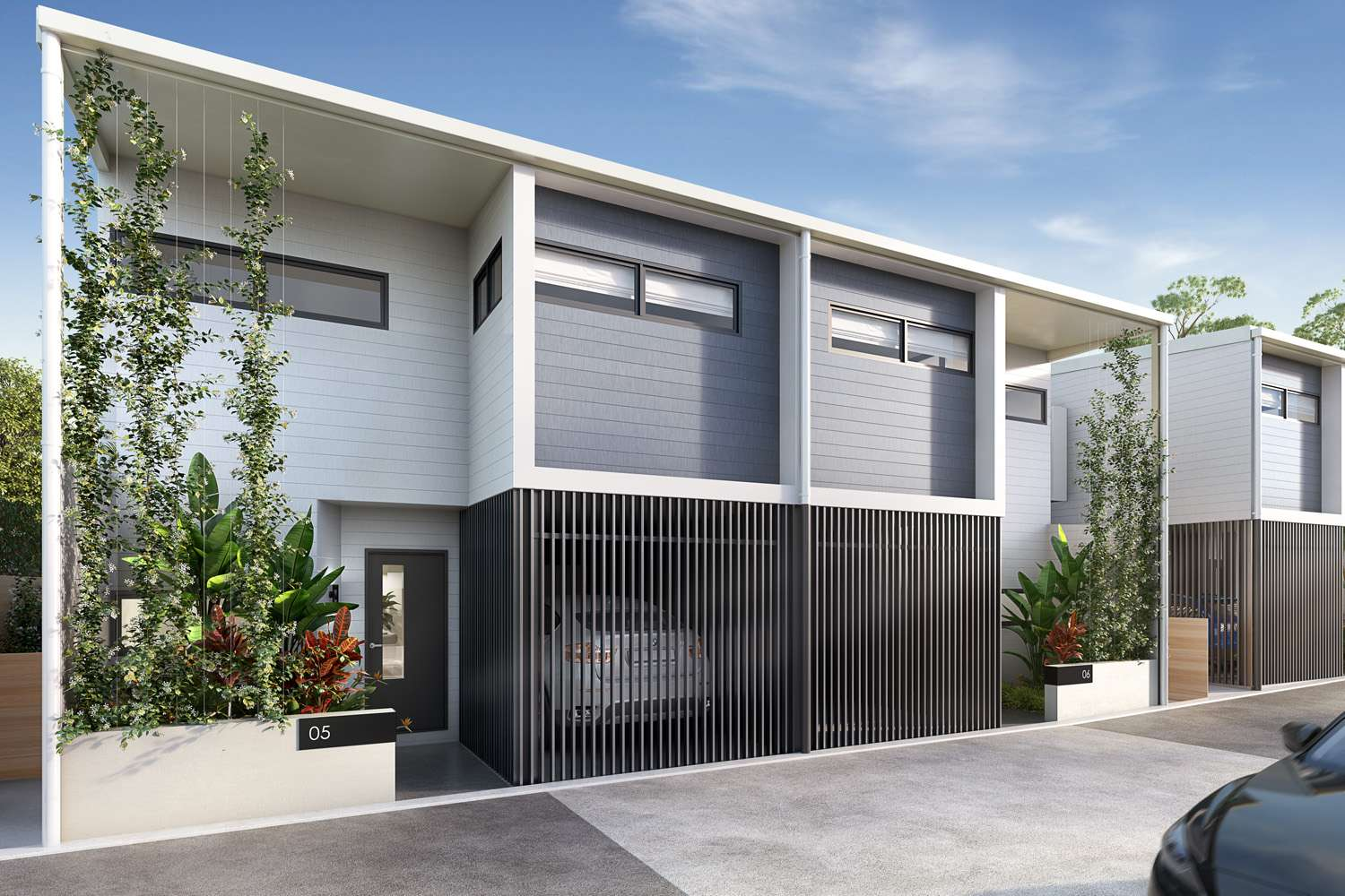 Buderim Central Townhouse Exterior