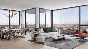 Edge Monaco Street apartments