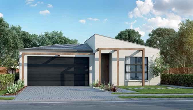 Evergreen Estate Example House