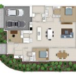 GemLife Maroochy Quays 'Admiralty' Floor Plan