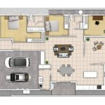 GemLife Maroochy Quays 'Martingale' Floor Plan