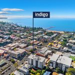 Indigo apartments Wynnum location