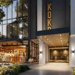 Koko Broadbeach lobby