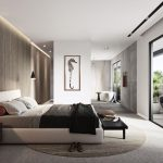 Lusso Residences Bedroom