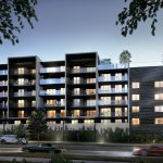 Luxe apartments and townhouses