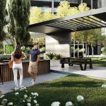 Luxe apartments and townhouses BBQs