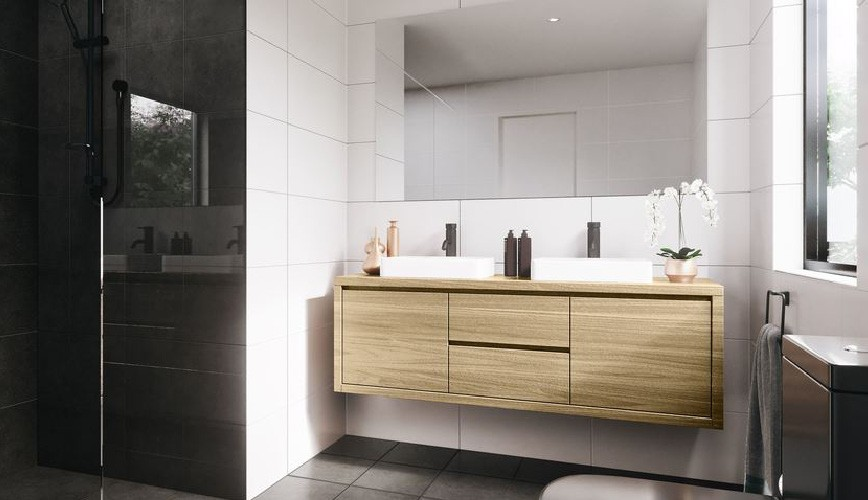 Luxe apartments and townhouses bathroom