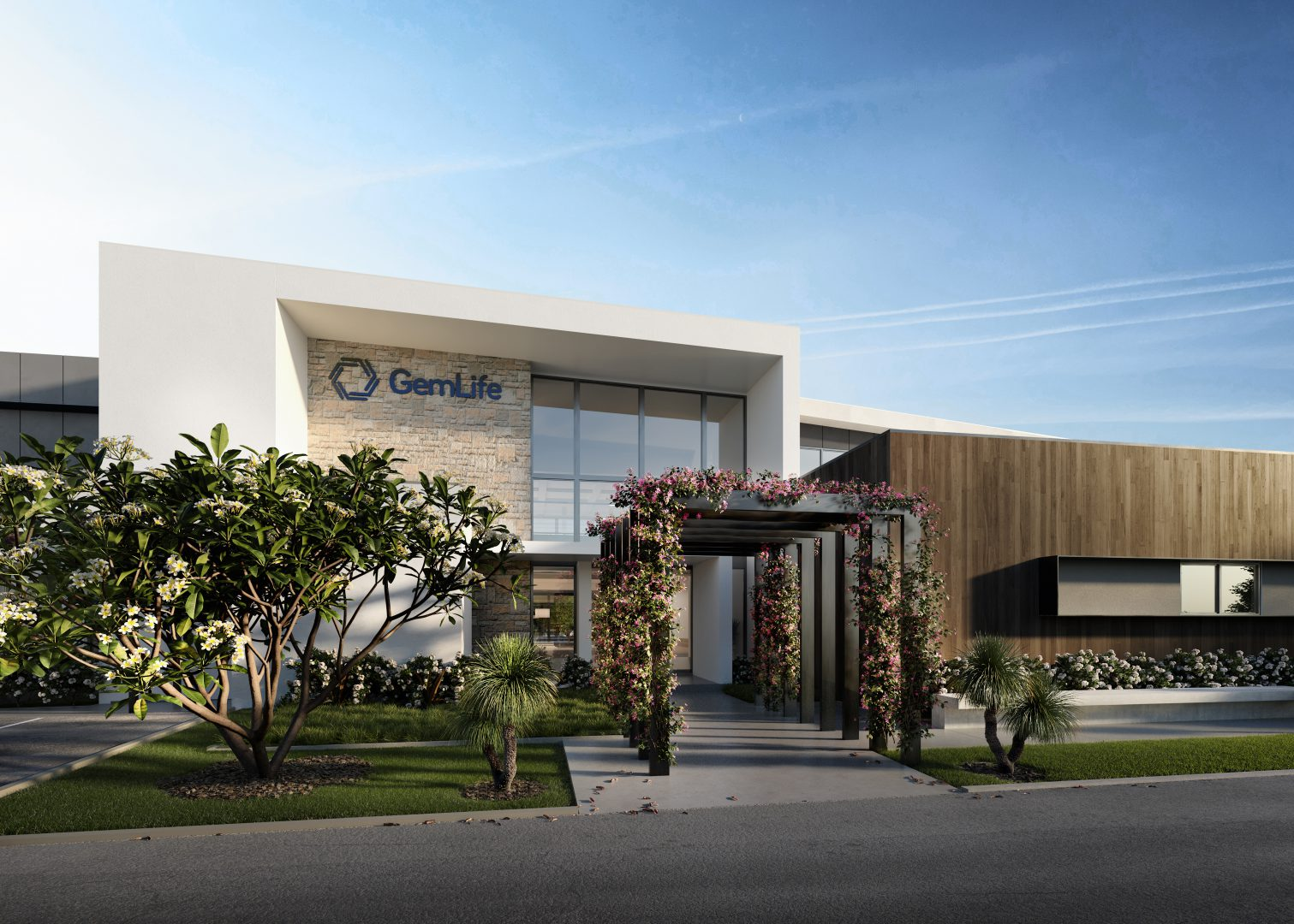 GemLife Maroochy Quays country club render
