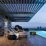 Mastery by Crown Group, rooftop pool