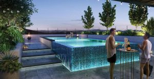 Mulberry Rooftop Pool