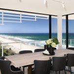 One Palm Beach dining room