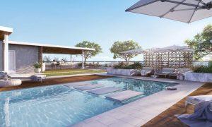 Panorama Rooftop Pool