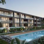 Parkridge Noosa Exterior from Pool Area