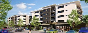 Plaza Central Maroochydore -External