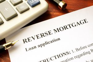 Reverse-mortgage-loan-application-on-a-table