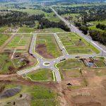 Santana Park Lot Placement