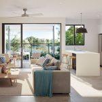 Sway Birtinya Living Room and Kitchen
