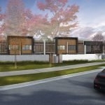 Tempo Collective, Adagio townhomes