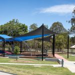 The Calamvale District Park is popular with all ages in the suburb