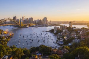 The City of Sydney, feature image