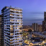 The Coterie Apartments, Fortitude Valley, Brisbane.