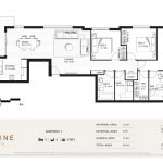 The Jasmine Floor Plan Apartment 1