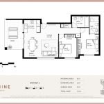 The Jasmine Floor Plan Apartment 2