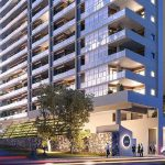 The Lumi Collection Canberra streetscape
