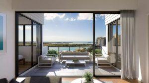The Rhythm on Beach Balcony View