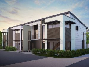 The Villas Fraser Cove Tweed Heads townhouses
