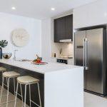 Vue Terrace Homes Kitchen