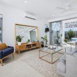 Vue Terrace Homes Living Area