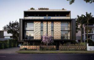 Zahra luxury apartments New Farm