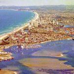 evolution of the Gold Coast skyline