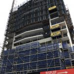 Koko Broadbeach Construction update Jan 2020 (image provided by Project Marketing Australia)